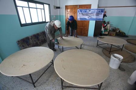 école palestine sif