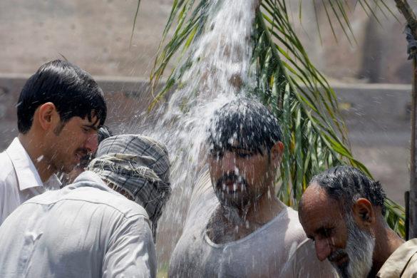 Ramadan Pakistan chaleur