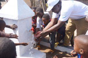 puits eau mali SIF