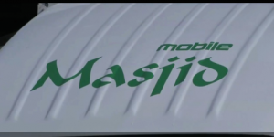 Indonésie : une mosquée mobile sillonne la ville de Jakarta