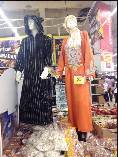 ramadan 2014 :  Carrefour Douai Flers