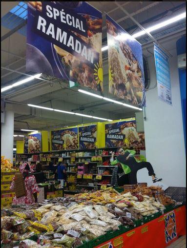 Ramadan 2013 : Carrefour Montreuil